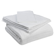 Hospital Bed Bedding in a Box By Drive