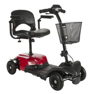 Bobcat X4 Compact Transportable Entry Level 4 Wheel Scooter By Drive