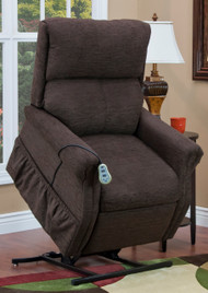 1175 Two-Way Reclining Lift Chair, with Vibration & Heat by Med-Lift