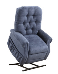 2555W  WIDE  Two-Way Reclining Lift Chair by Med-Lift