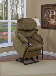 5355 Full Sleeper Infinite Position Reclining Lift Chair by Med-Lift
