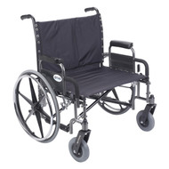 Sentra Extra Wide Heavy Duty Wheelchair By Drive