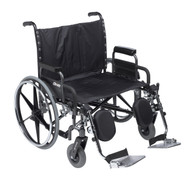 Deluxe Sentra Heavy Duty Extra Extra Wide Wheelchair By Drive