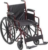 Rebel Lightweight Wheelchair by Drive