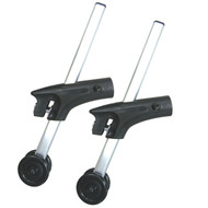Anti Tippers with Wheels for Cougar Wheelchairs By Drive