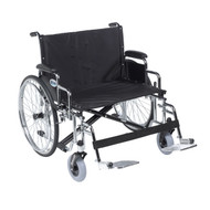 Bariatric Sentra EC Heavy Duty Extra Wide Wheelchair By Drive