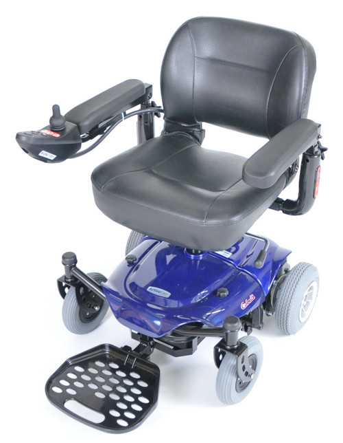 Image 1  sc 1 st  Choice Mobility & Cobalt Travel Power Wheelchair By Drive - Choice Mobility