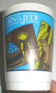 1983 Star Wars The Creatures mail in cup