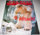 Star Wars Insider #33, this has a creased corner