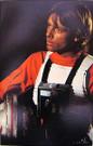 1981 Star Wars Luke Fan Club Member card. unused