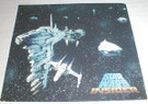 Star Wars Insider Black member kit card, shows some wear