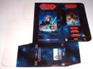 Star Wars Trilogy Video Cassette Box Flat