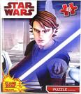 Star Wars Clone Wars Anakin Skywalker 48pc Puzzle