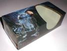 1980 Star Wars Dagobah Tissue Box open/empty