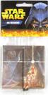 Star Wars Hildebrandt Poster Art Air Freshener