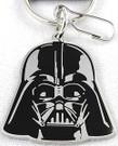 Star Wars Darth Vader Head Metal Enamel Key Chain
