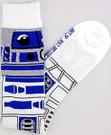 Star Wars R2-D2 (R2D2) Junior/Women's Socks Shoe Size 4-10