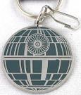 Star Wars Death Star Metal Enamel Key Chain