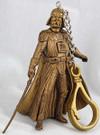 Star Wars Darth Vader Figural Plastic Key Chain / Clip On