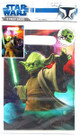 Star Wars Party Favor Bags w/ Yoda 3D Effect 8 pack