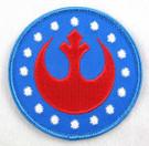 Star Wars Rebel Alliance Logo Embroidered Patch