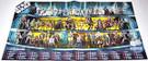 "2007 Star Wars Hasbro Action Figure Checklist Poster 16x30"""