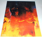 1980 Star Wars Princess Leia & Han Solo Poster from Crisco 18x23