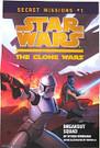 """Star Wars Clone Wars Secret Missions #1 Poster 11x17"""""""