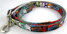 "Star Wars Characters (Yoda, Vader) 6 Foot Pet / Dog Leash 3/4"" Width"