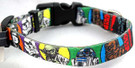 "Star Wars Characters 5/8"" Pet / Dog Collar Adjustable 8-12"""