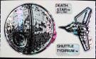 1983 Star Wars ROTJ Vending Machine Prism DS/Shuttle Sticker, tear