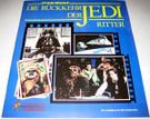 1983 Star Wars Germany ROTJ Sticker Album, Unused