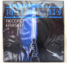 "1983 Star Wars England ROTJ ""A"" Poster Art Yellow Record Eraser"