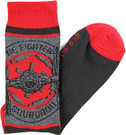 Star Wars TIE Fighter Squadron Men's Crew Socks Shoe Size 6-12