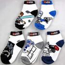 Star Wars Lego 5 Pack Socks Size 5-6 Vader, Anakin, R2-D2