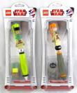 Star Wars Lego Yoda & Tusken Raider Connect & Build Pens
