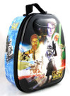 Star Wars Clone Wars Backpack Shape Carry All Tin, Unused