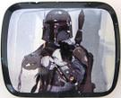 1980 Star Wars ESB Boba Fett Micro Tin / Pillbox