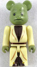 Star Wars Medicom Yoda Bearbrick Mini Figure