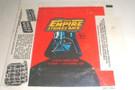 1980 Star Wars Topps ESB Series 1 Empty Wax Wrapper w/press sheet ad