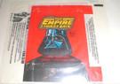 1980 Star Wars Topps ESB Series 1 Empty Wax Wrapper w/fan club ad