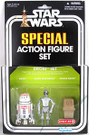 Star Wars Hasbro Special Action Figure Droid Set 3 Pack