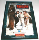 Star Wars Topps ESB Widevision Mini Poster Card #4