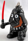 Star Wars Darth Vader Mr. Potato Head Figure Key Chain
