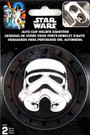 Star Wars Stormtrooper Automotive Cup Holder Coasters 2 Pack