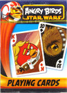 Star Wars Angry Birds Deck of Playing Cards