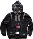 Star Wars Kids Darth Vader Costume Hoodie Jacket Size XL (14/16)