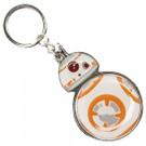 Star Wars BB-8 Droid Metal Key Chain
