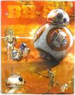Star Wars Force Awakens BB-8 Droid School Folder