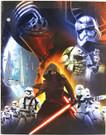 Star Wars Force Awakens Kylo Ren School Folder